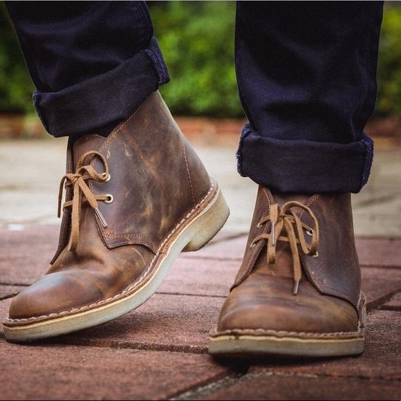 Clarks Shoes Originals Desert Boots Beeswax Poshmark